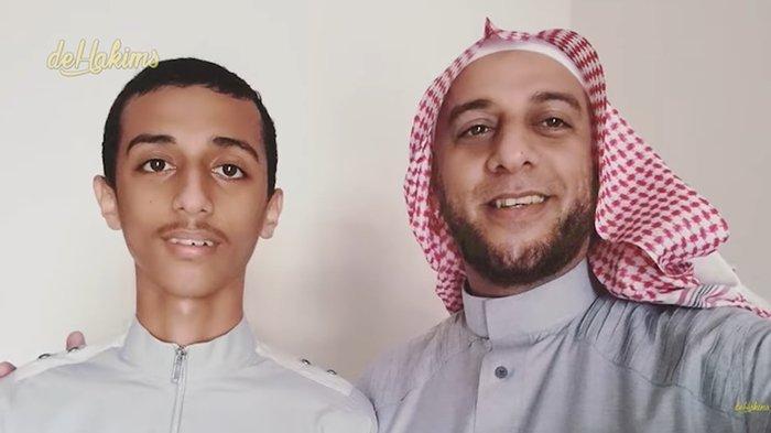 Rekaman Pilu Syekh Ali Jaber Sebelum Meninggal untuk Putranya: ''Ikut Ke Sini Kita Bisa Bertemu''