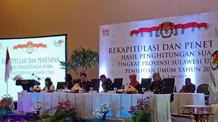Jokowi-Ma'ruf Menang Telak di Sitaro Hingga 84 Persen