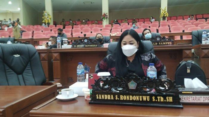 Ketua BK DPRD Sulut Sandra Rondonuwu