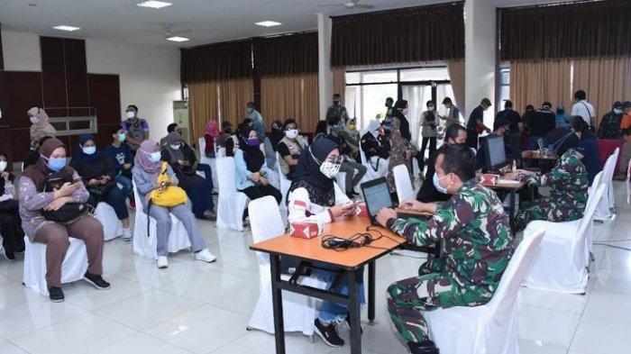 Kejar Target Herd Immunity, TNI Rekrut Ribuan Relawan Medis dan Nonmedis