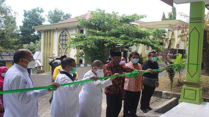 Rektor Resmikan Rumah Moderasi Beragama IAIN Manado