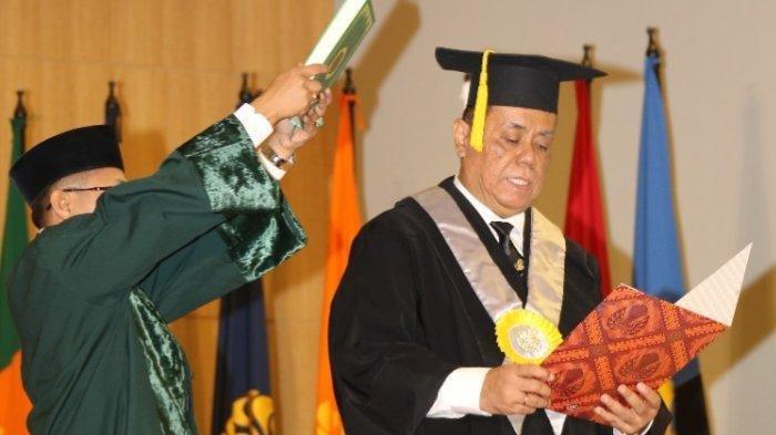 Sosok Rektor UI Ari Kuncoro, Jadi Sorotan karena Rangkap Jabatan, Harta Kekayaan Capai Rp 52 Miliar