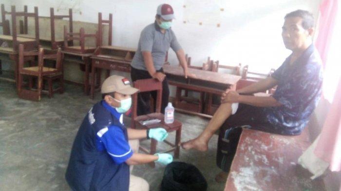 MDMC Kirim 5 Relawan ke Sulteng tuk Bantu Korban Bencana dan Salurkan Bantuan