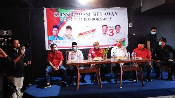 Relawan Solid Bolmut Siap Menangkan ODSK di Enam Kecamatan
