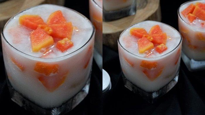 6 Resep Es Kocok dengan Bahan Utama Pepaya, Cocok untuk Minuman Berbuka Puasa Nanti