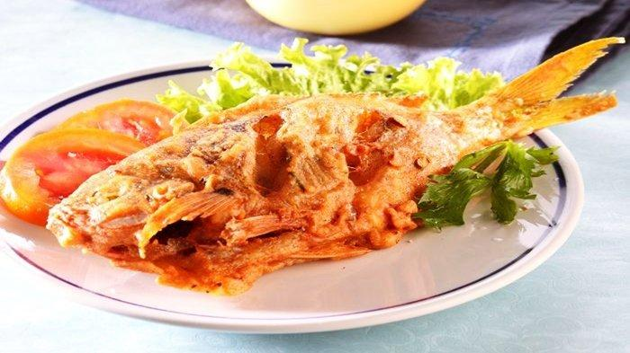 Resep Ikan Goreng Balut Tepung, Sederhana dan Mudah Dibuat