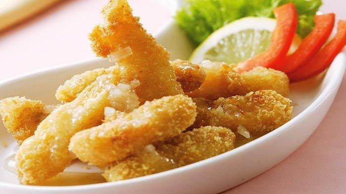 Resep Makanan Ikan Saus Lemon, Santapan Nikmat untuk Buka Puasa