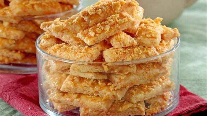 Resep Kue Kering Enak Kastengel Cornflakes Tribun Manado