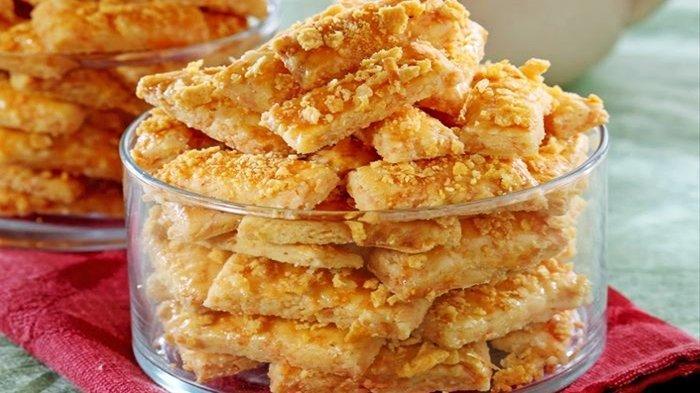 Resep Kue Kering Lebaran: Kastengel Cornflake
