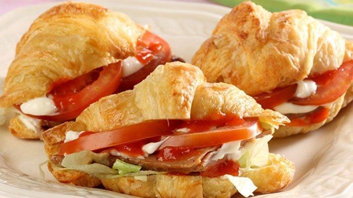 Sandwich Tuna Panggang