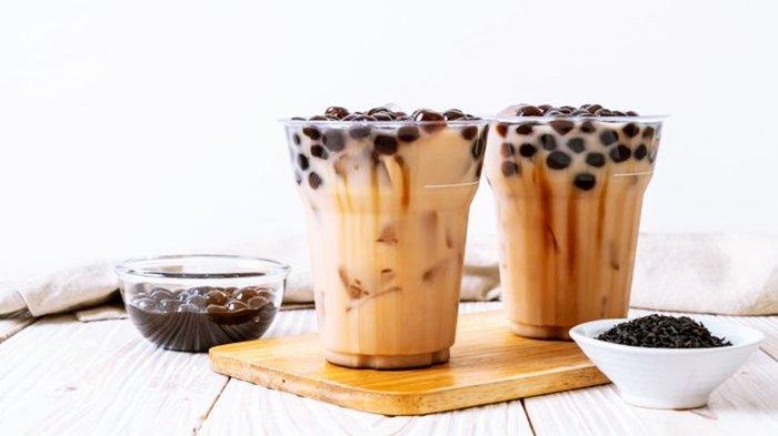 Resep Takjil untuk Buka Puasa Bubble Brown Milk, Hanya Butuh 3 Bahan