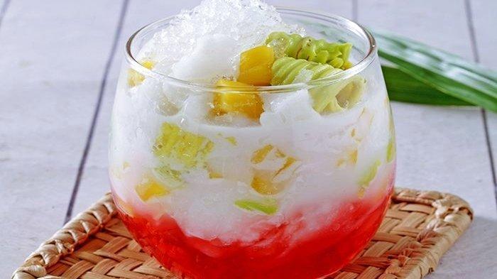 Resep Minuman Dingin Pelepas Dahaga: Es Kopyor Avokad, Cocok Diminum Saat Buka Puasa