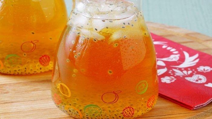 Resep Minuman Dingin Pelepas Dahaga: Squash Apel Jeruk, Cocok Diminum Saat Buka Puasa
