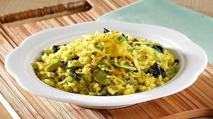 Resep Sarapan Praktis: Nasi Goreng Kencur