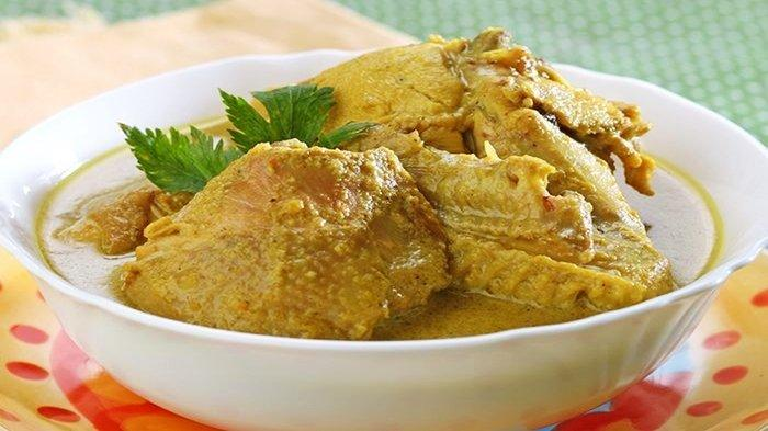 Resep Opor Ayam Bumbu Jinten, Hidangan Khas untuk Buka Puasa Bersama Keluarga