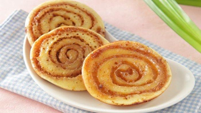 Resep Camilan Teman Ngopi: Pancake Kayu Manis
