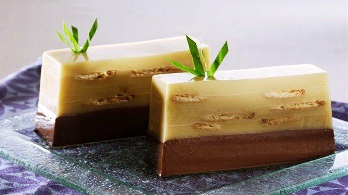 Yuk Coba Resep Puding Cokelat Lapis Gula Merah, Santapan Nikmat untuk Buka Puasa