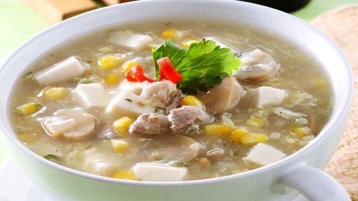 Resep Sup Taoco Tahu, Cocok Disantap Saat Sahur, Yuk Coba!