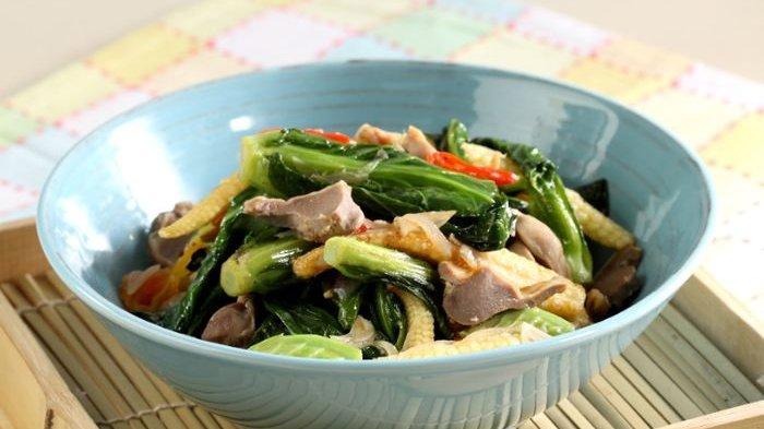 Resep Menu Sahur Sehat dan Bergizi: Tumis Cuciwis Putren dan Sayur Campur