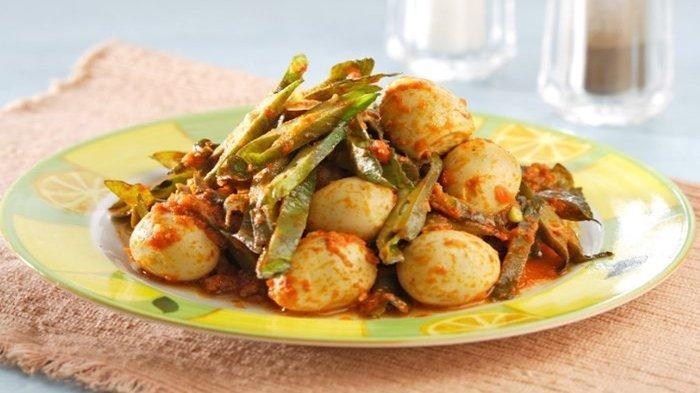 Resep Menu Makan Siang: Tumis Kecipir Balado
