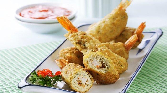 Resep Makanan Udang Selimut Tahu, Santapan Nikmat Pelengkap Buka Puasa, Yuk Coba!