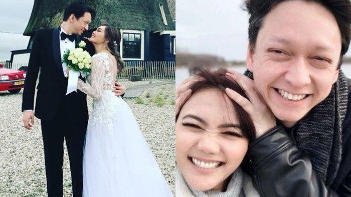 Balasan Menohok Rina Nose pada Netizen yang Nyinyir Sebut Suaminya Cuman Numpang Hidup