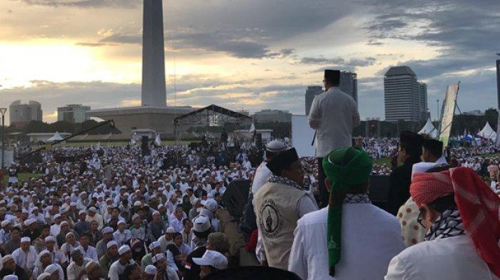 Deretan Fakta Jelang Aksi Reuni Akbar 212 Desember Mendatang, Dinilai Bermuatan Politik