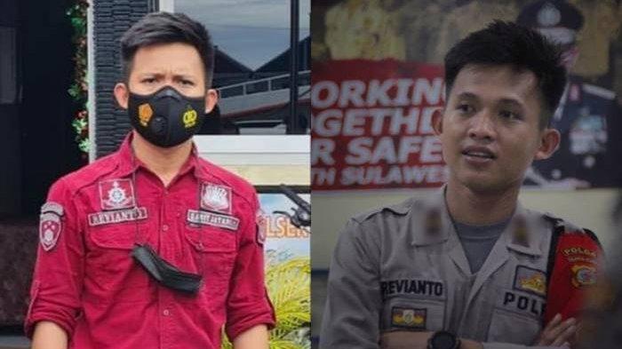 Profil Iptu Revi Perwira Polisi yang Punya 2 Kakak dan Adik Berprofesi Dokter, Fakta Lain Terungkap