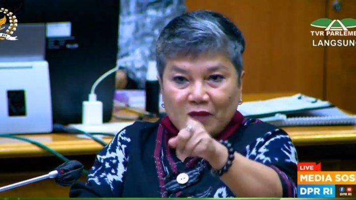 Ribka Tjiptaning Dimarahi Hasto 'Saya Punya Alasan Menolak Soal Vaksin' Karena Seorang Dokter
