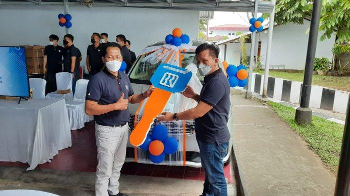 Nasabah BRI Unit Tombatu Dapat Mobil Gratis dari Simpedes