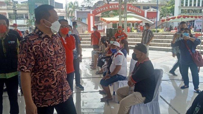 109 Warga Pemilik Surat Rapid Antigen Palsu Terancam Dipidana, Pemkot Manado Perketat Pengurusan