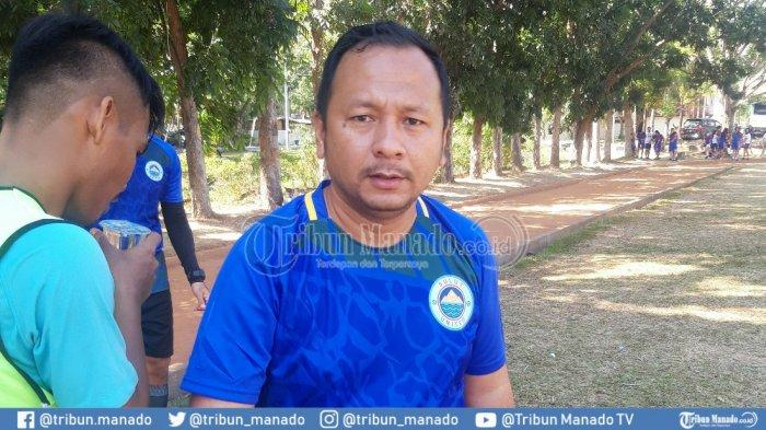 Pelatih Sulut United Recky Nelson Waspadai Persijab Jepara di Grup Timur