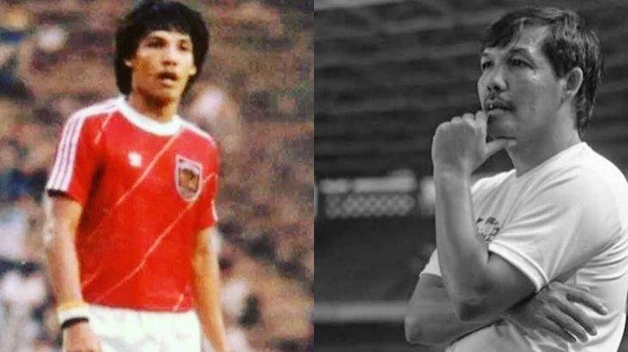 Kabar Duka, Ricky Yacobi, Striker Legenda Timnas Indonesia Meninggal Dunia saat Main Bola