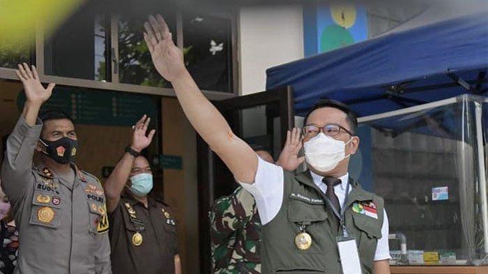 Bisa Saja Dicopot Karena Acara Habib Rizieq, Ridwan Kamil: Jabatan Hanya Sementara, Bukan Segalanya