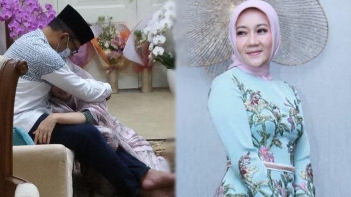 Pelukan Bahagia Ridwan Kamil Sambut sang Istri yang Baru Sembuh dari Covid-19
