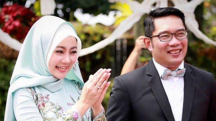 Tepat di Momen Hari Anak Nasional, Ridwan Kamil Adopsi Anak Yatim Piatu, Ini Arti Nama Sang Anak