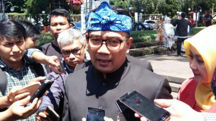 Sandiaga Minta Gubernur Tak Usah Fokus di Pilpres 2019, Ini Tanggapan Menohok dari Ridwan Kamil