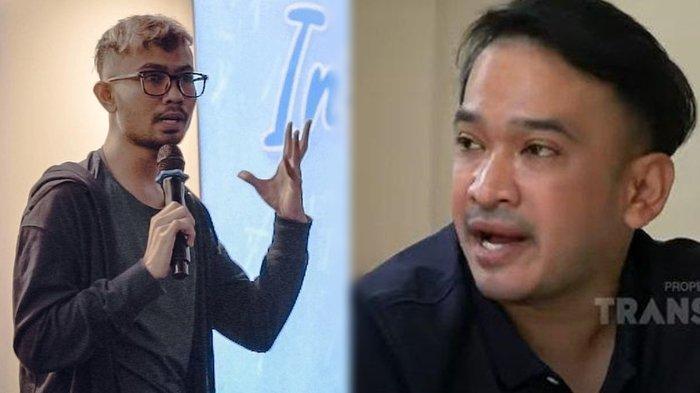 Ruben Onsu Marah, Pertanyakan Hati Nurani Komika Ridwan Remin Yang Menjadikan Anaknya Bahan Roasting