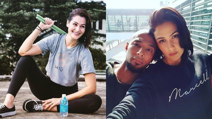 Sosok Rima Melati Adams, Istri Marcell Siahaan, Artis Multitalenta dari Singapura