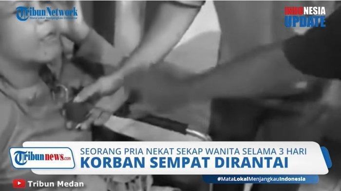 Kondisi terkini Rina Simanungkalit, korban penganiayaan Maniur Sihotang, Minggu (25/4/2021)