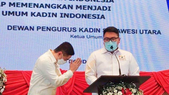 Rio Dondokambey Optimistis Sulut Jadi Pemain Utama Wujudkan Mimpi Jokowi