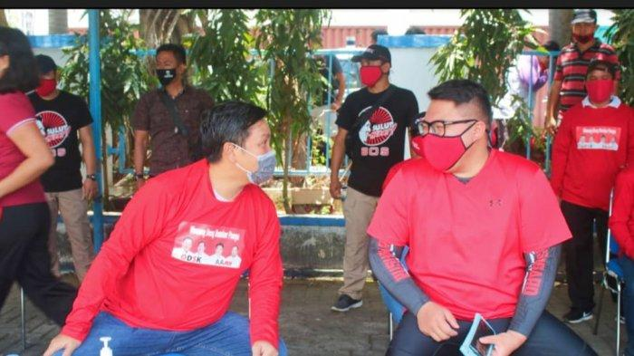 Rio Dondokambey Terpilih Ketua KONI Manado, Steven Kandouw : Maju Terus Bro Rio