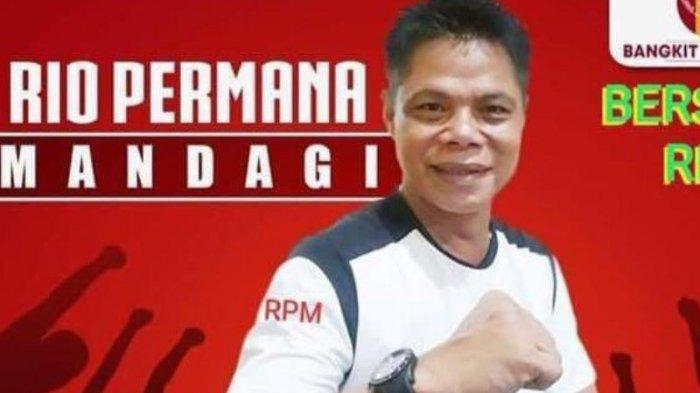 Ally Lesar: RPM Dukung dan Siap Menangkan Imba di Pilwako Manado