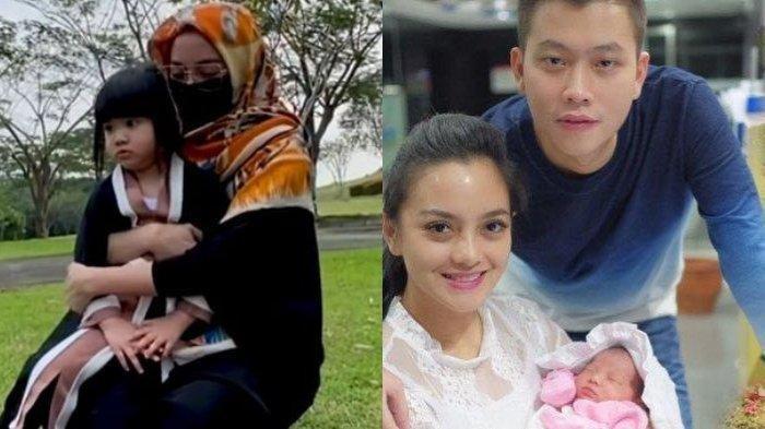 Ririn Ekawati Ajak Putrinya Ziarah ke Makam Suami, Kenang Ferry Wijaya Sampai Anaknya Tak Mau Pulang