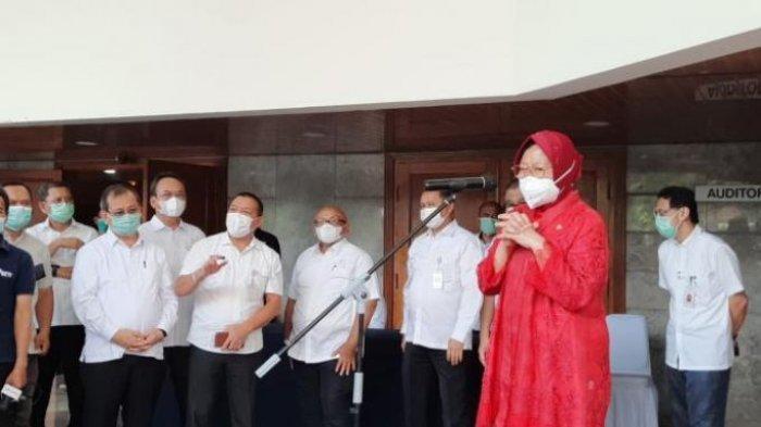 Jokowi Izinkan Tri Rismaharini Rangkap Mensos dan Wali Kota Surabaya: Saya Sudah Izin Pak Presiden