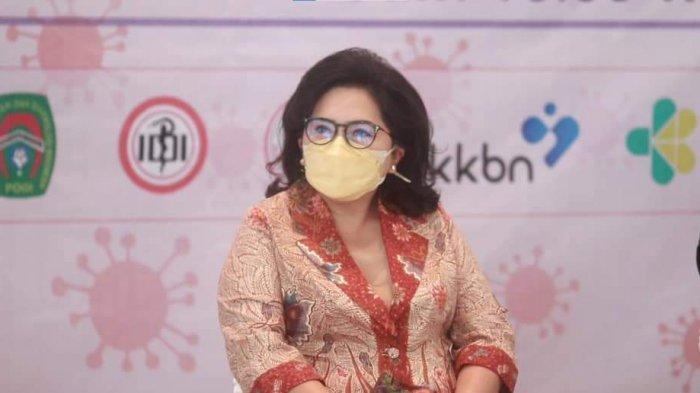 Vaksinasi Covid-19 Sasar Ibu Hamil, Rita Tamuntuan: Jangan Takut Divaksin