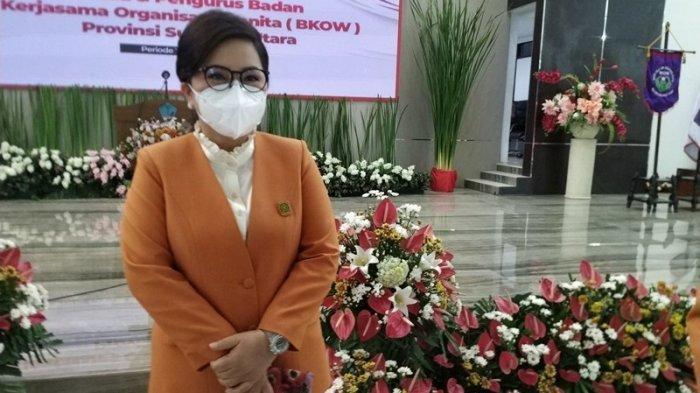 Hari Kartini 21 April, Rita Tamuntuan Dilantik Ketua BKOW, Ini Harapan Istri Gubernur Olly
