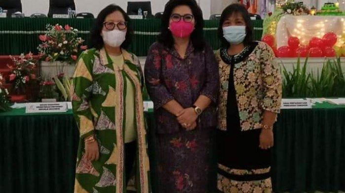 Rita Tamuntuan Menginisiasi Vaksinasi Covid-19 untuk Mahasiswa Faperta Unsrat