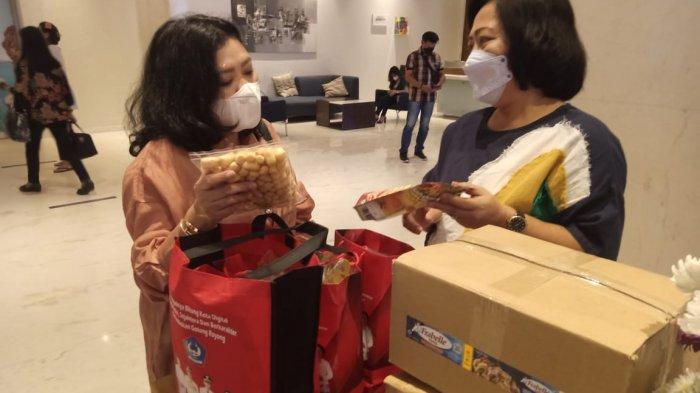 Ketua TP PKK Bitung Rita Tangkudung, Promosikan Produk UMKM ke Istri Dr Terawan Agus Putranto