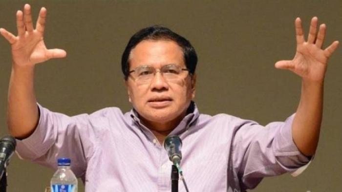 Rizal Ramli Unggah Cuitan di Twitter, Cemarkan Nama Baik TNI AD, Tanggapan Jenderal Andika Perkasa?